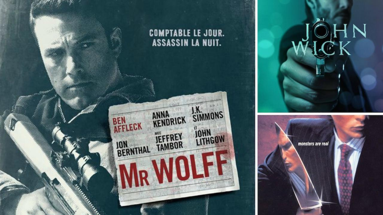 5 films avant Mr Wolff