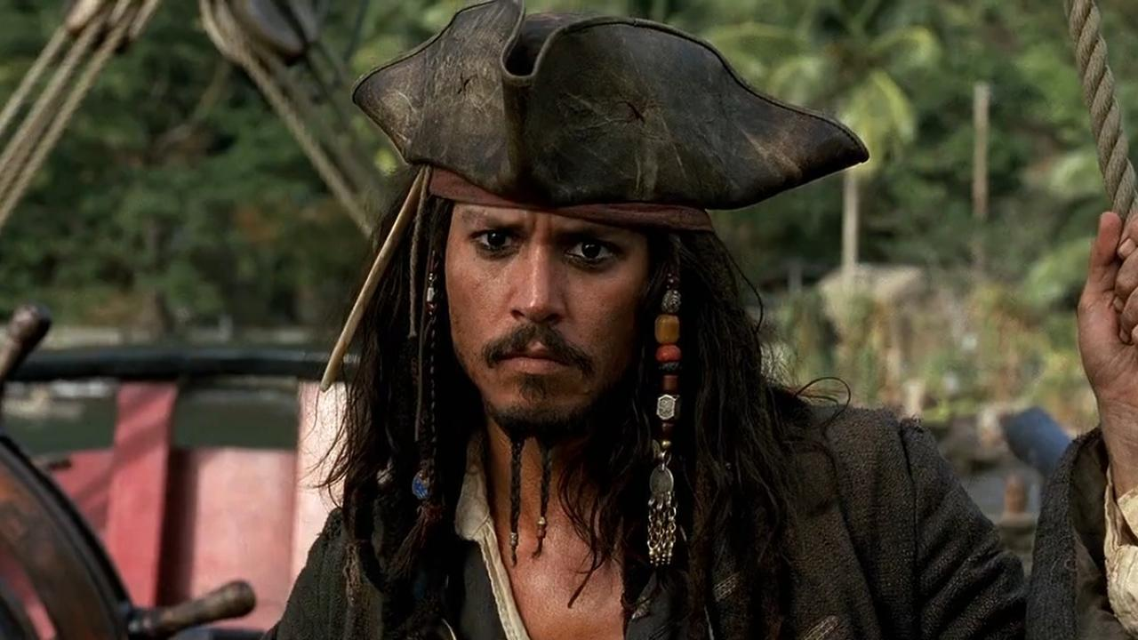Johnny Depp, Pirates des Caraïbes, Gore Verbinski