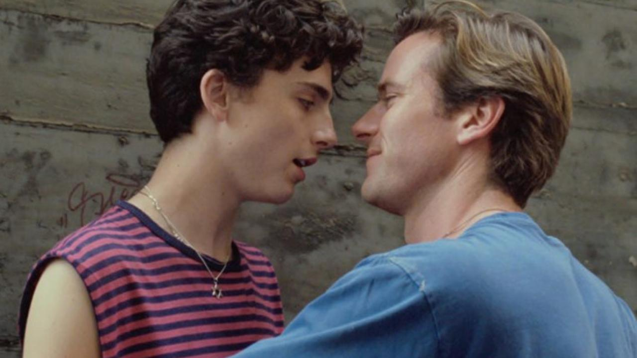 Call Me by Your Name