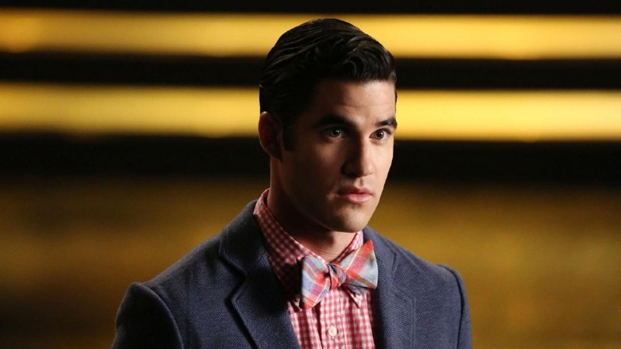 glee darren criss