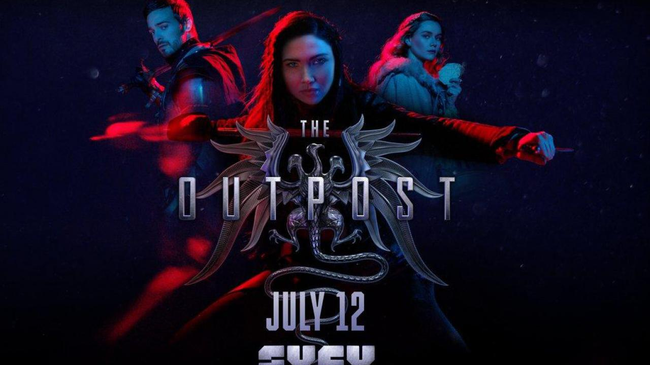 The outpost CW