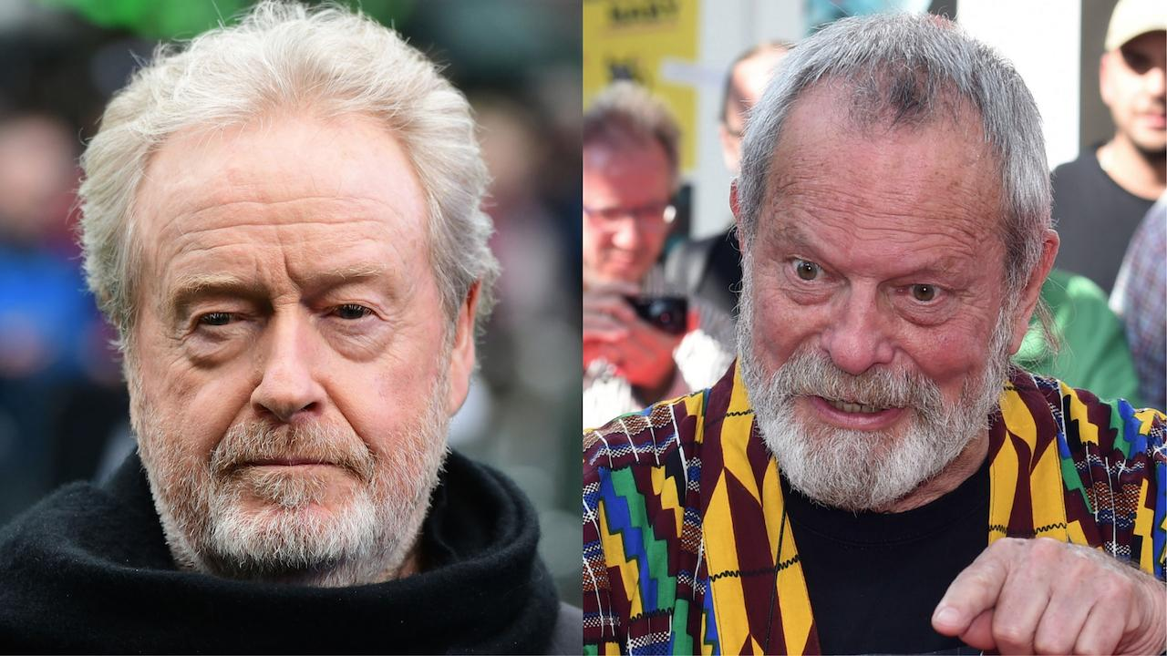 Ridley Scott - Terry Gilliam