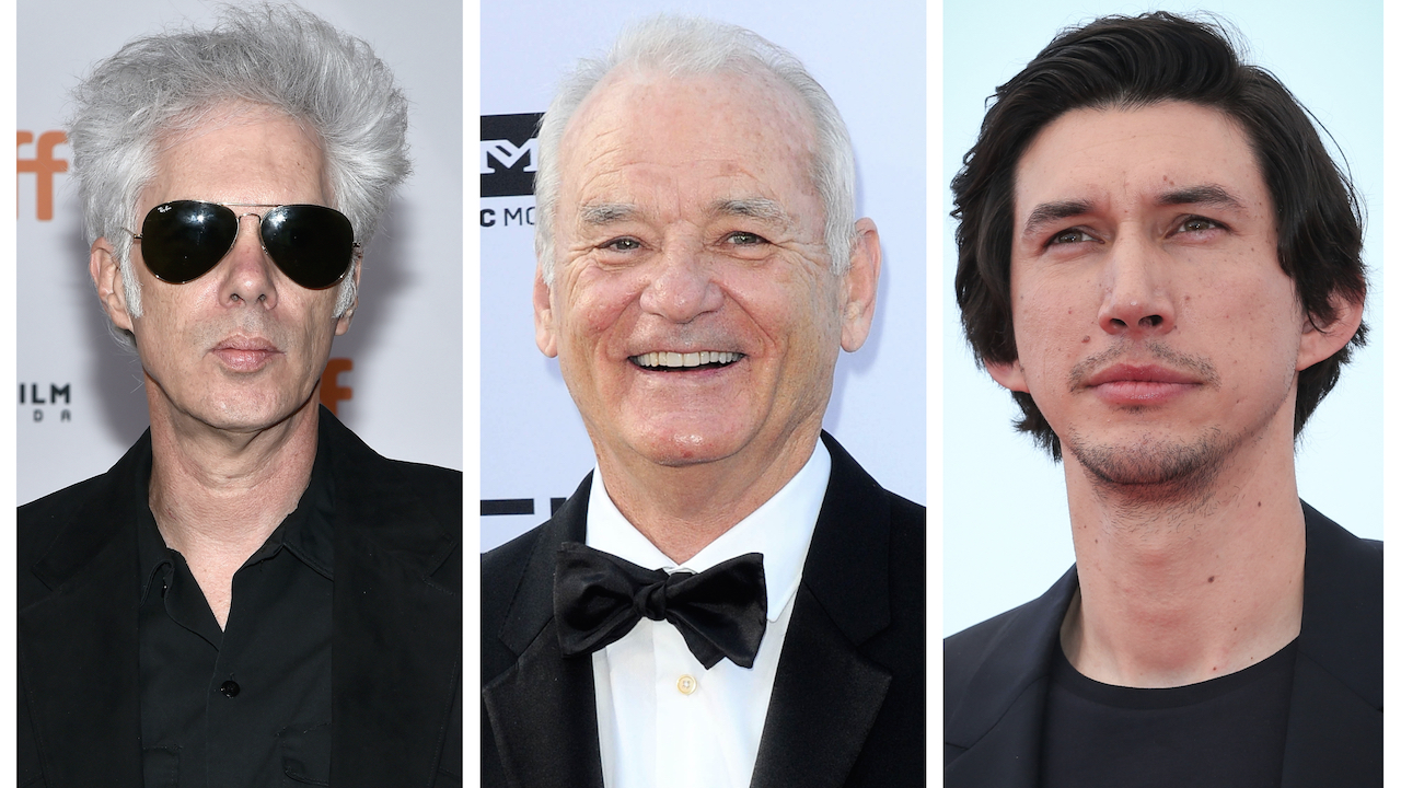 Jim Jarmush Bill Murray Adam Driver