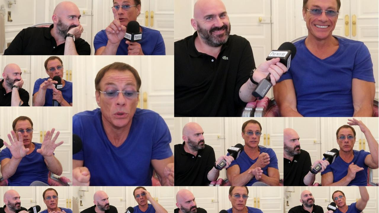 Jean Claude Van Damme  Interview 2018