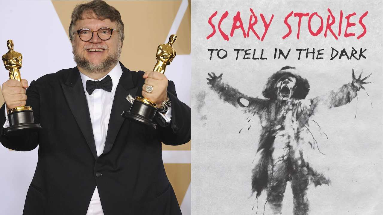 Guillermo del Toro Scary Stories to Tell in the Dark