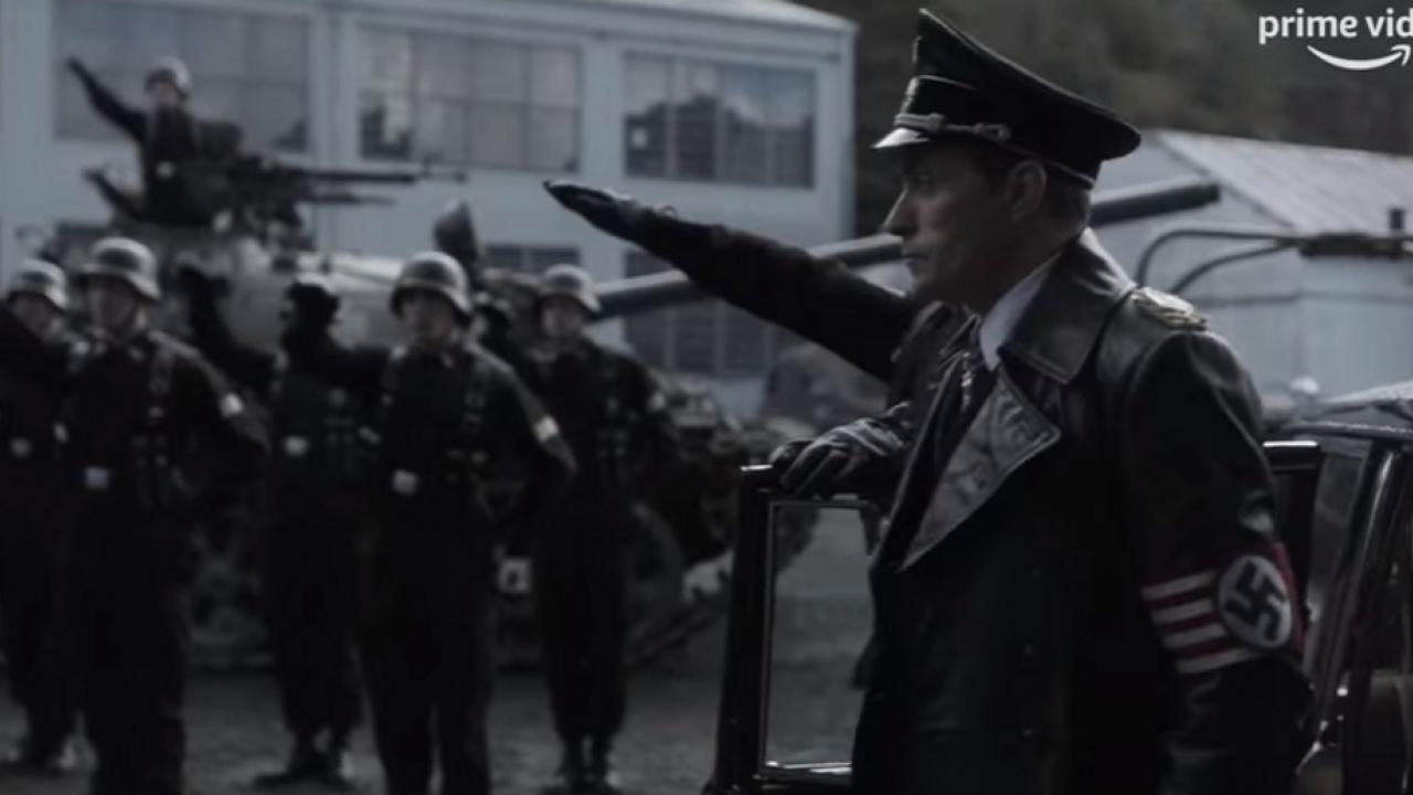 The Man in the High Castle s3 trailer
