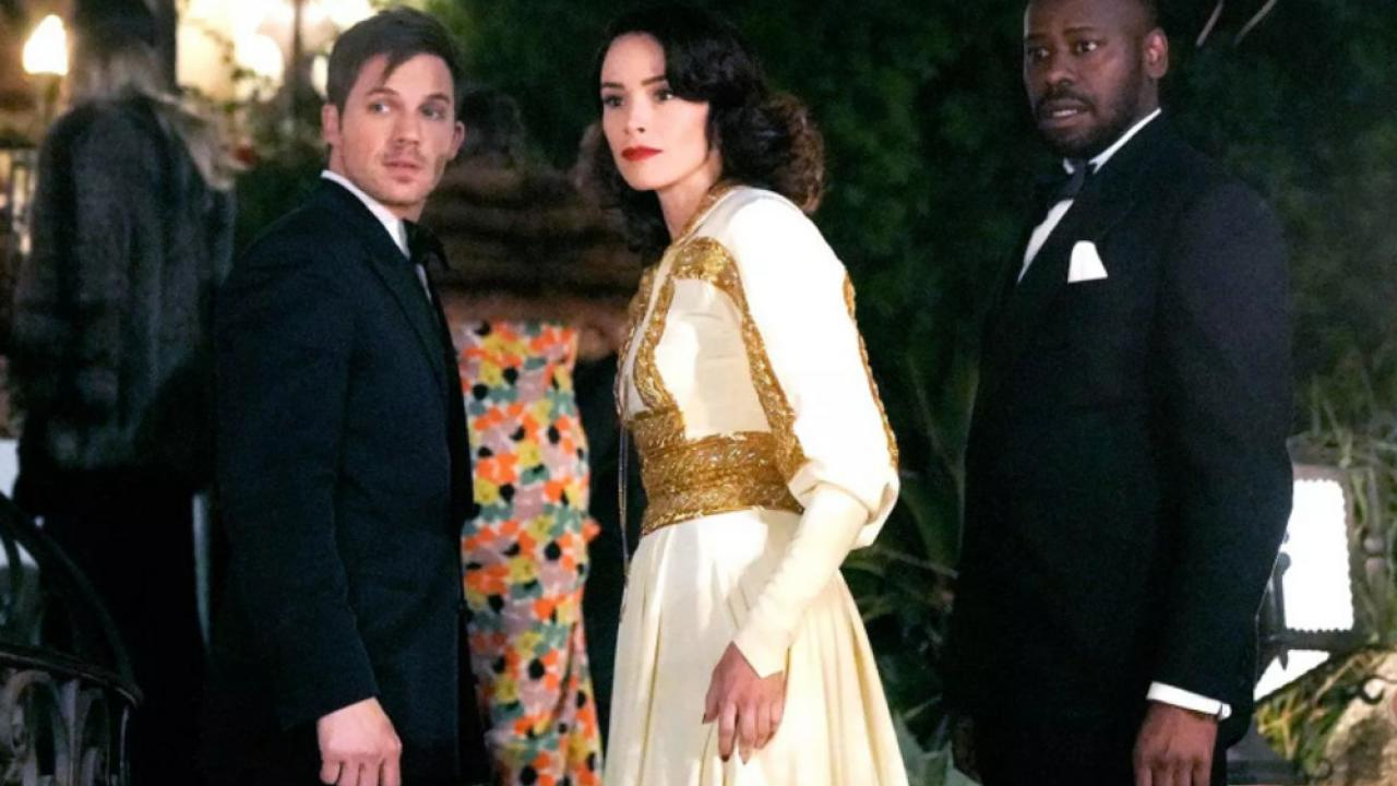 timeless finale