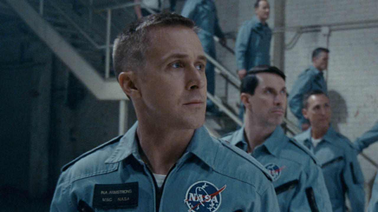 First Man Damien Chazelle Ryan Gosling