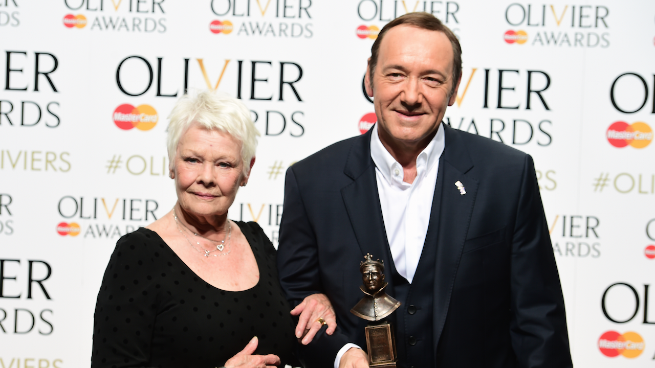 Judi Dench Kevin Spacey