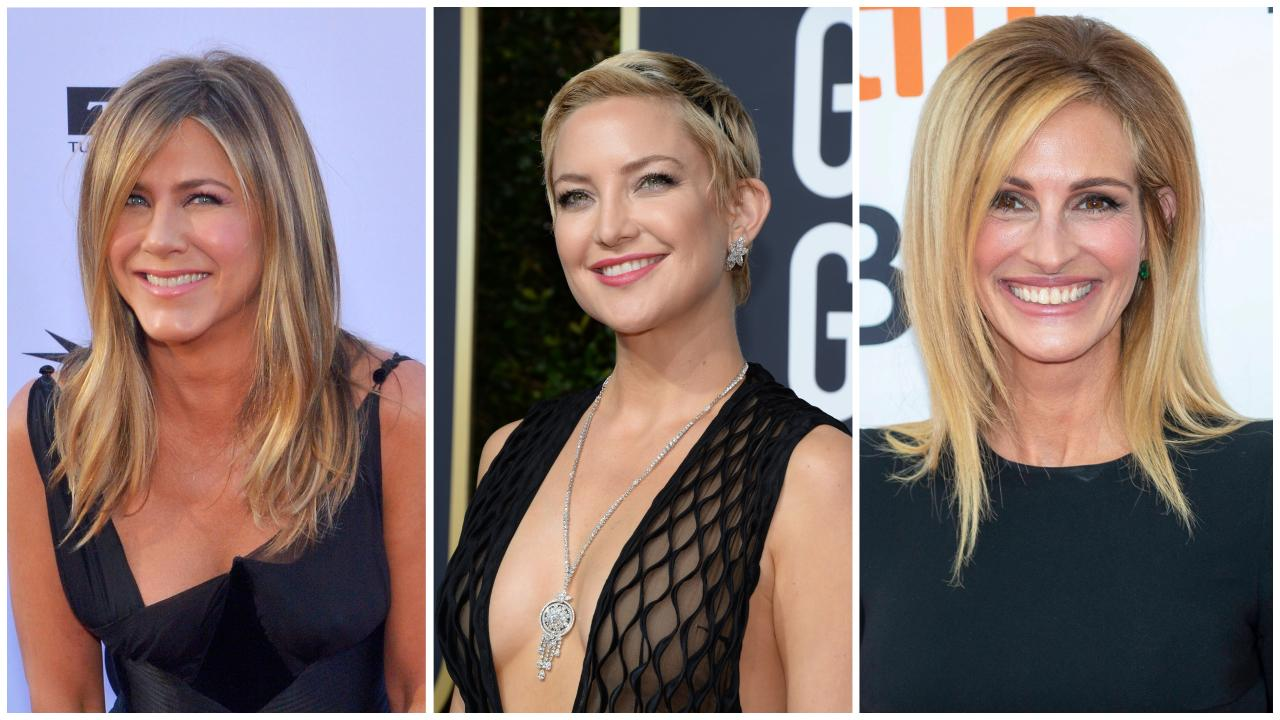 Jennifer Aniston, Kate Hudson, Julia Roberts : qui a fait le plus de romcoms ?