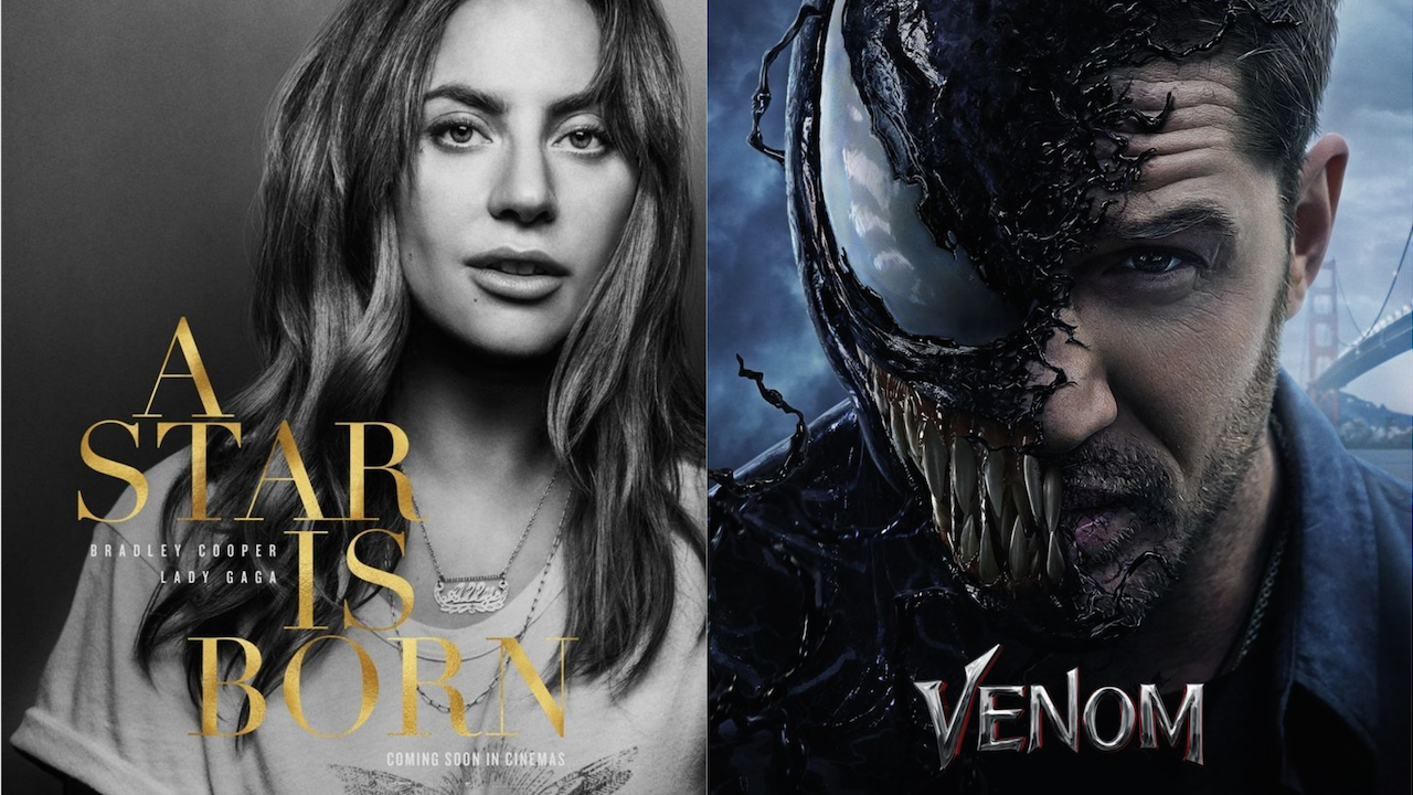 A Star Is Born vs Venom