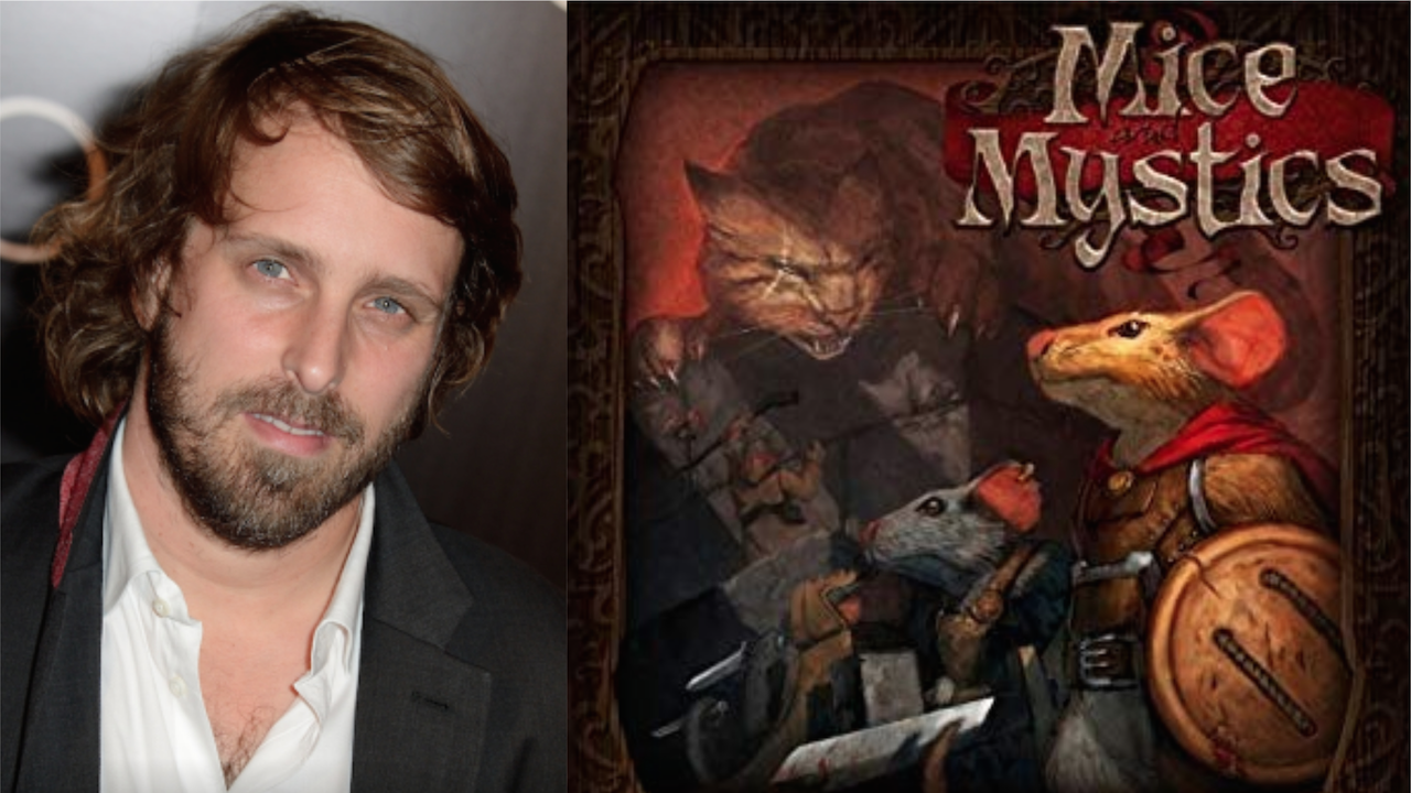 Alexandre Aja Mice and Mystics