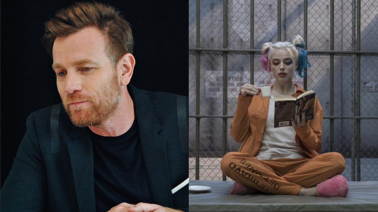Ewan McGregor Birds of Prey