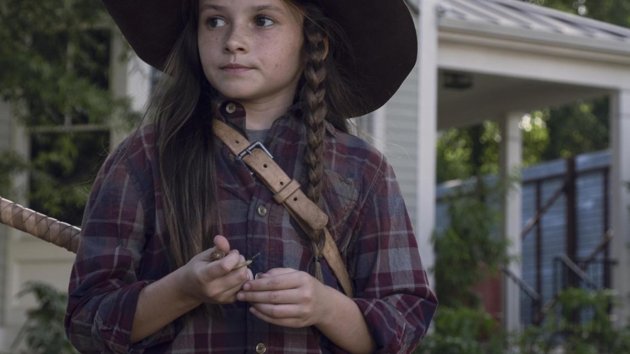 walking dead 906 judith