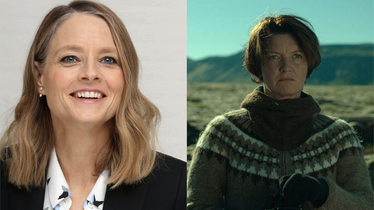 Jodie Foster remake Woman at war