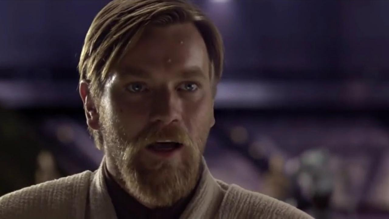 Obi-Wan  Star Wars Hello There Template