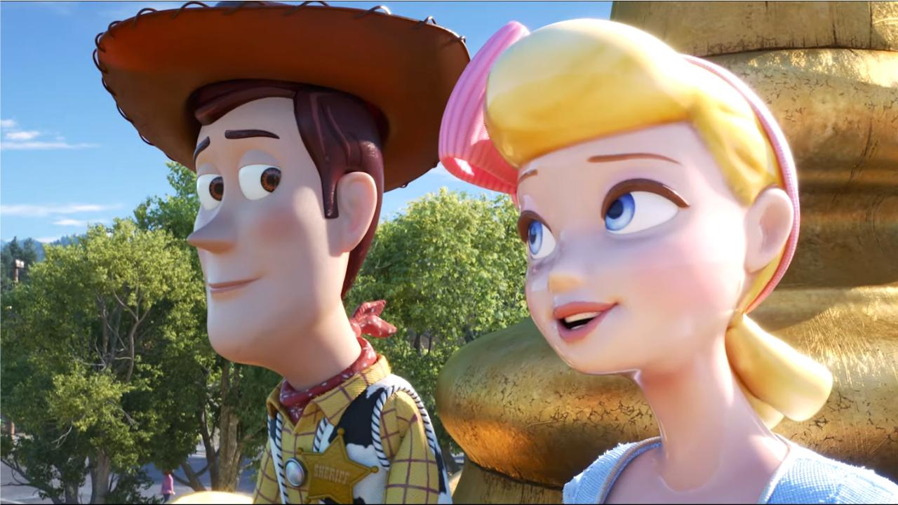 Toy Story 4 Trailer extrait