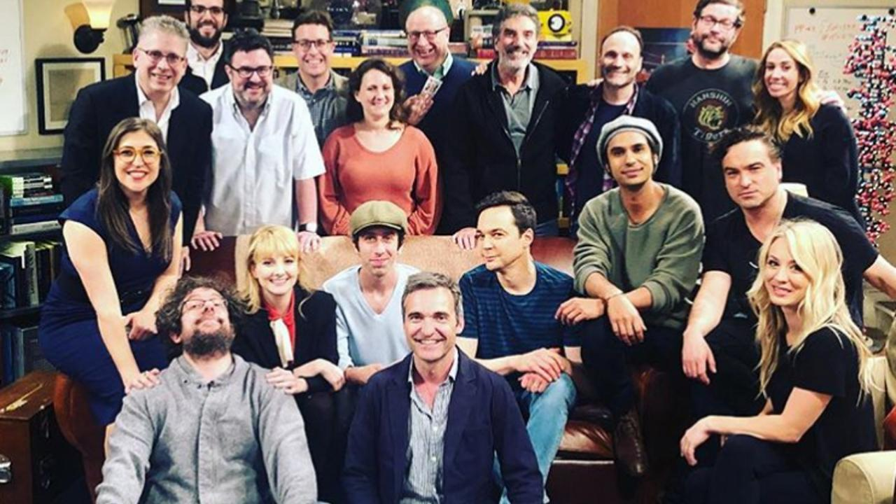 The Big Bang Theory dernier jour