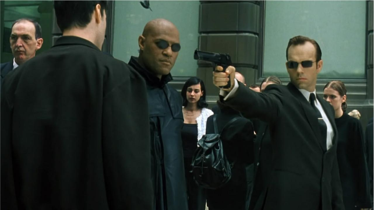 40 ans de blockbusters hollywoodiens : Matrix (1999)