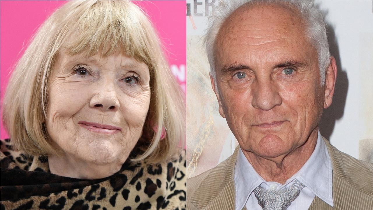 Diana Rigg et Terence Stamp chez Edgar Wright