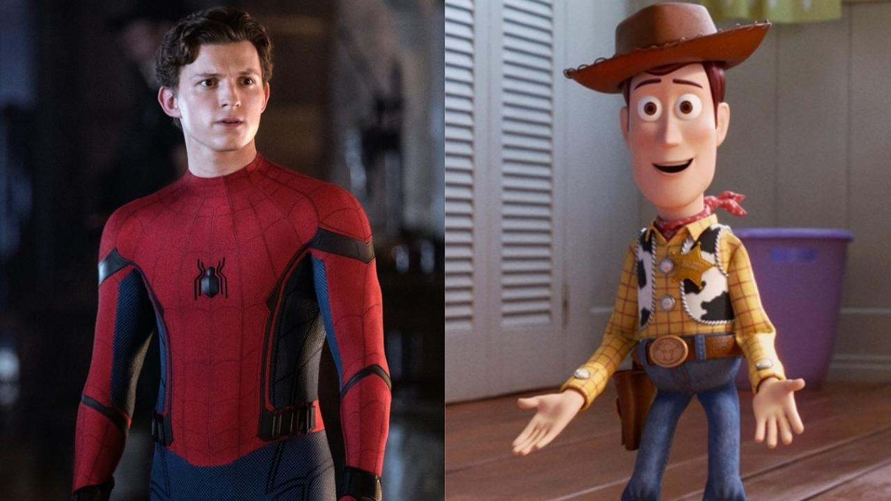 Spider-Man vs Toy Story