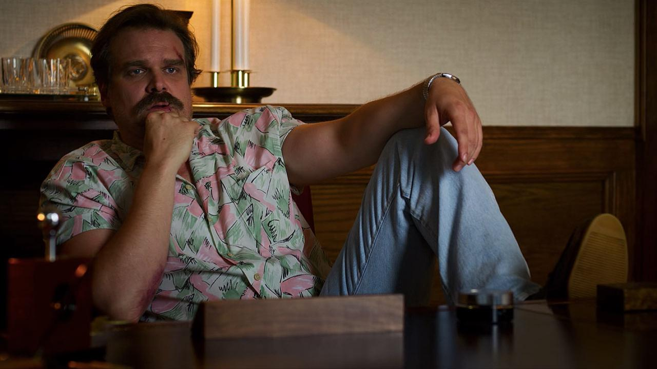 Jim Hopper Stranger Things saison 3