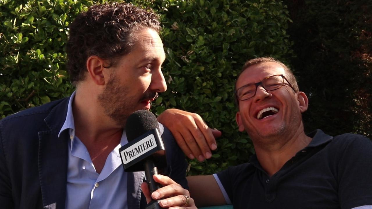 Dany Boon et  Guillaume Gallienne