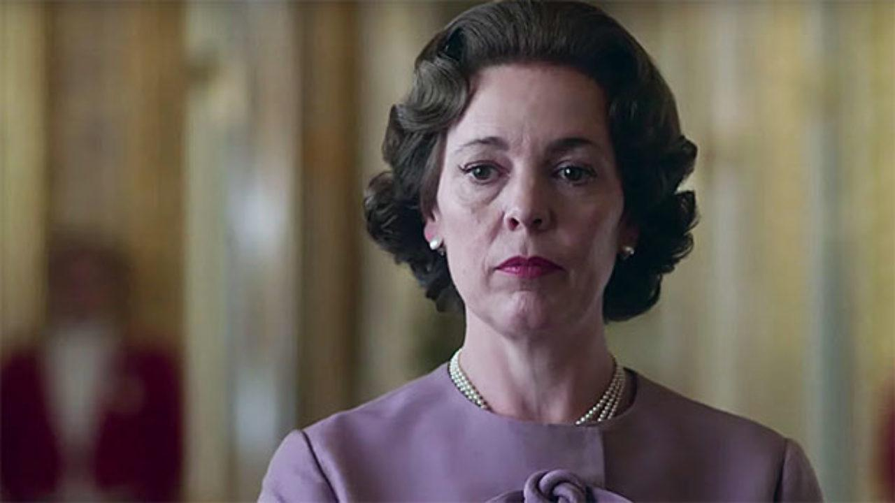 The Crown saison 3 trailer