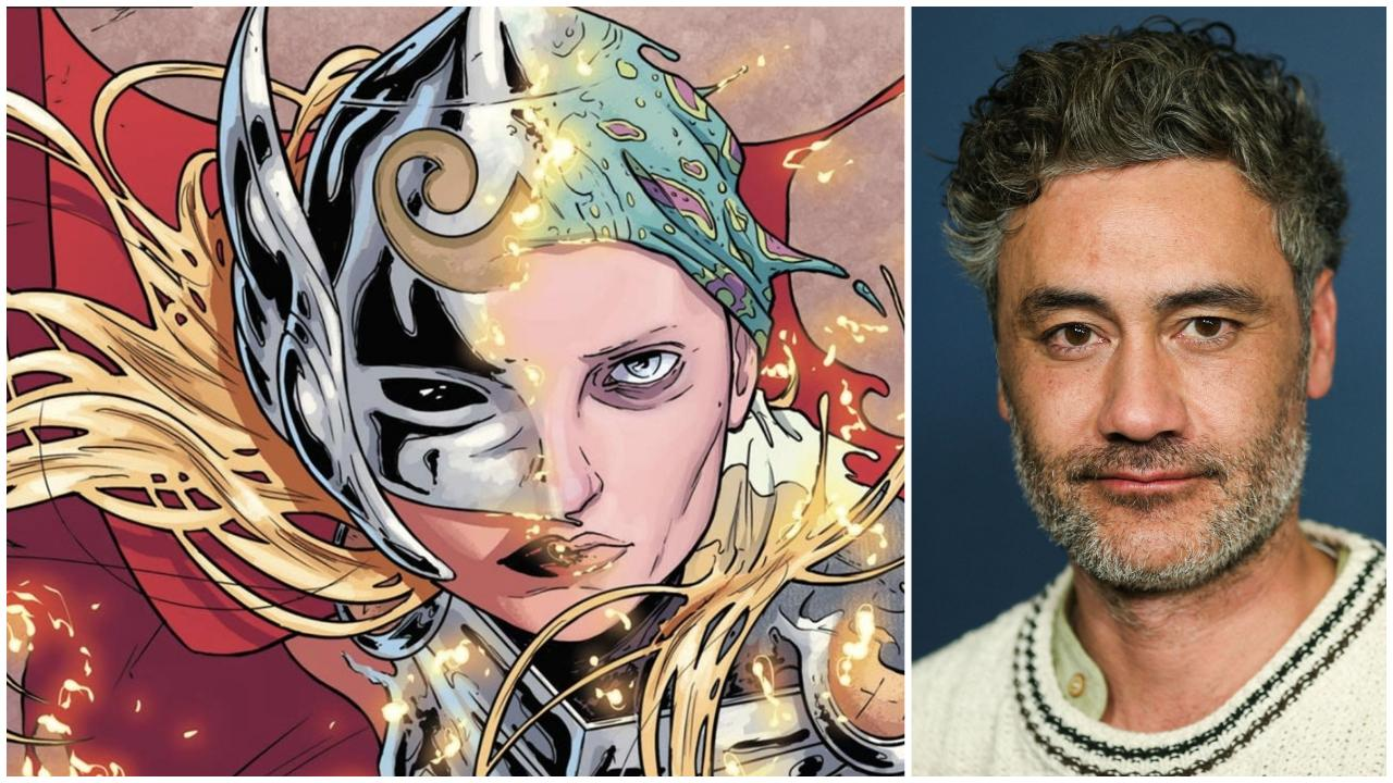 Mighty Thor Taika Waititi