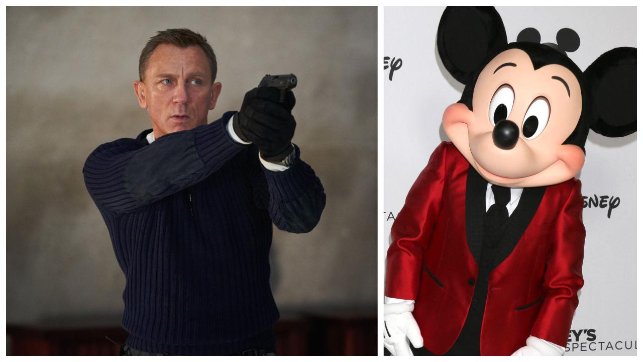 James Bond chez Disney ?