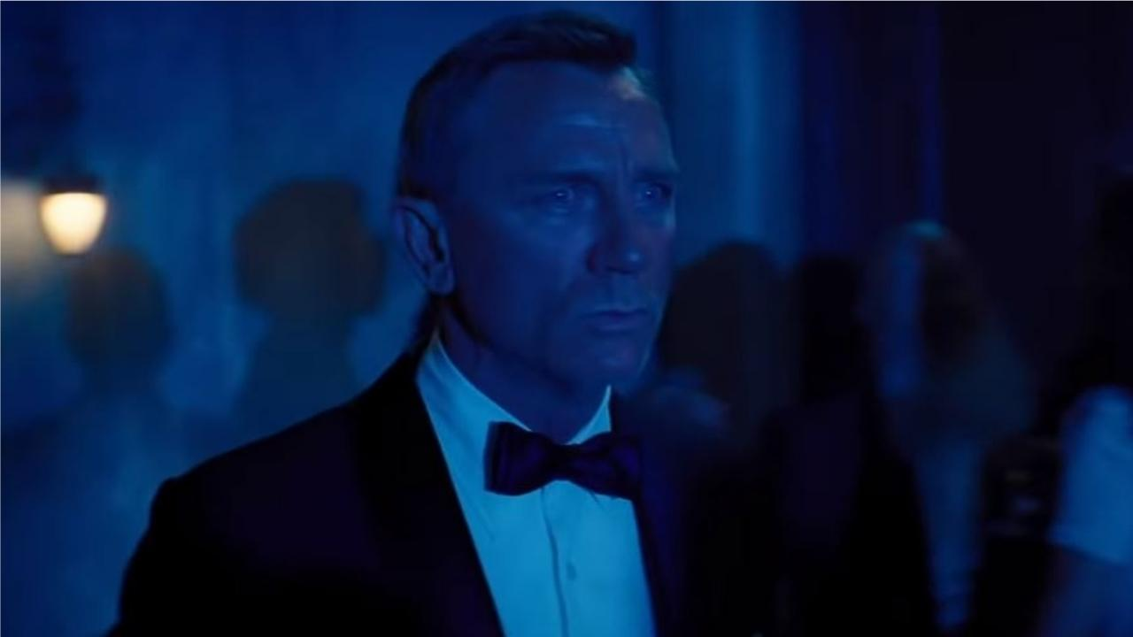 James Bond teaser