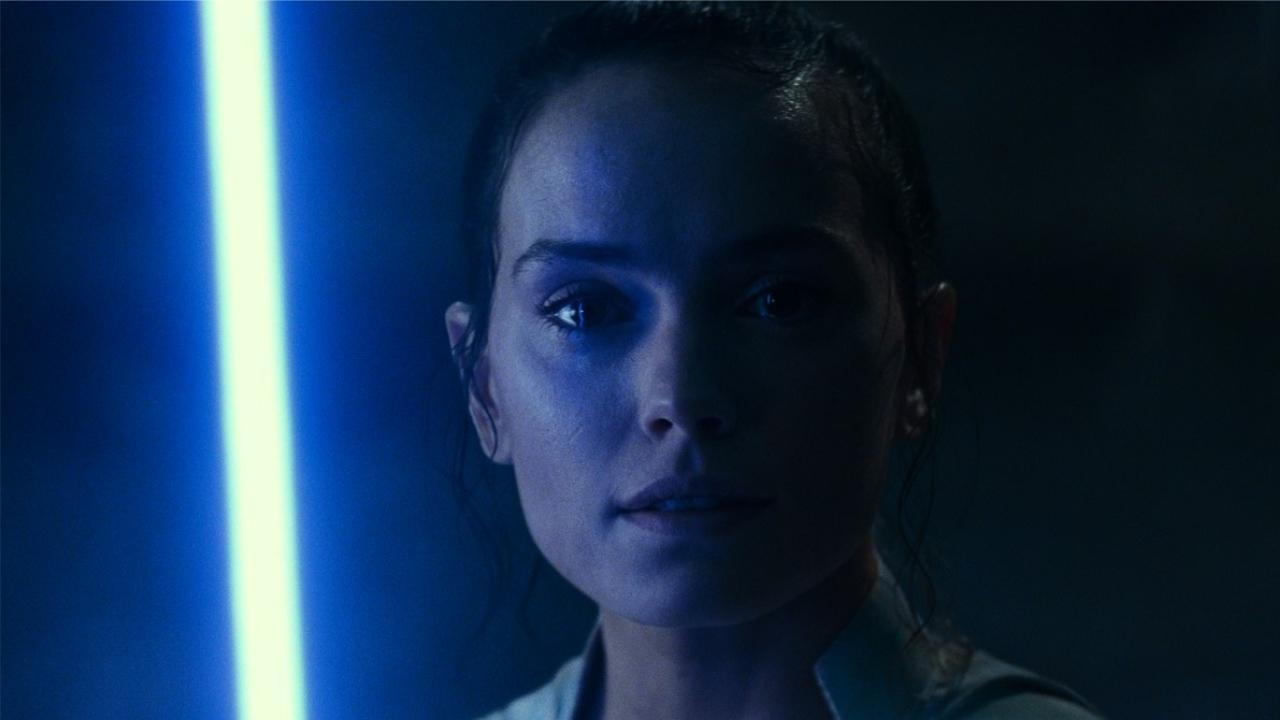 L'Ascension de Skywalker Rey Daisy Ridley