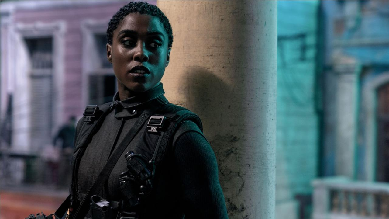 Lashana Lynch Mourir peut attendre James Bond