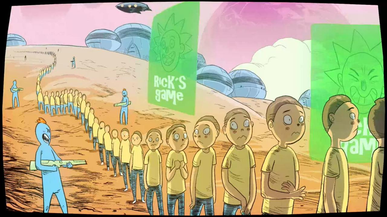 Saison 4 de Rick & Morty
