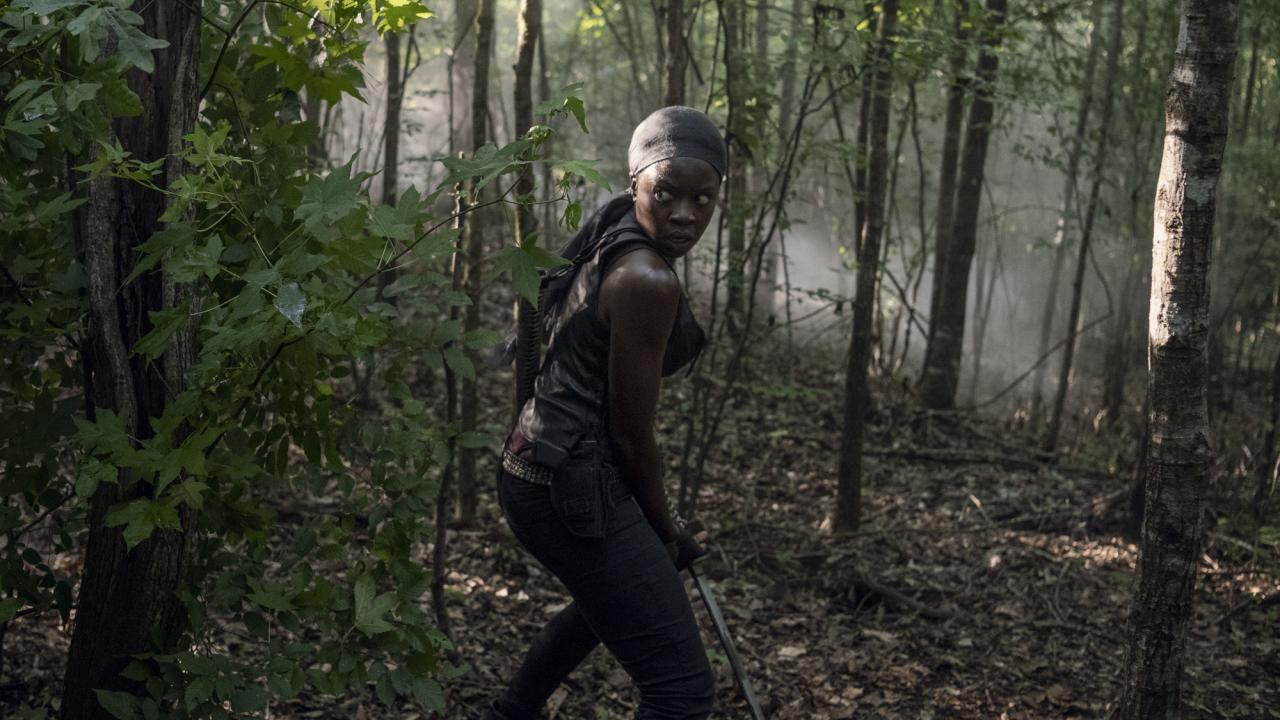 Walking Dead, saison 10 michonne