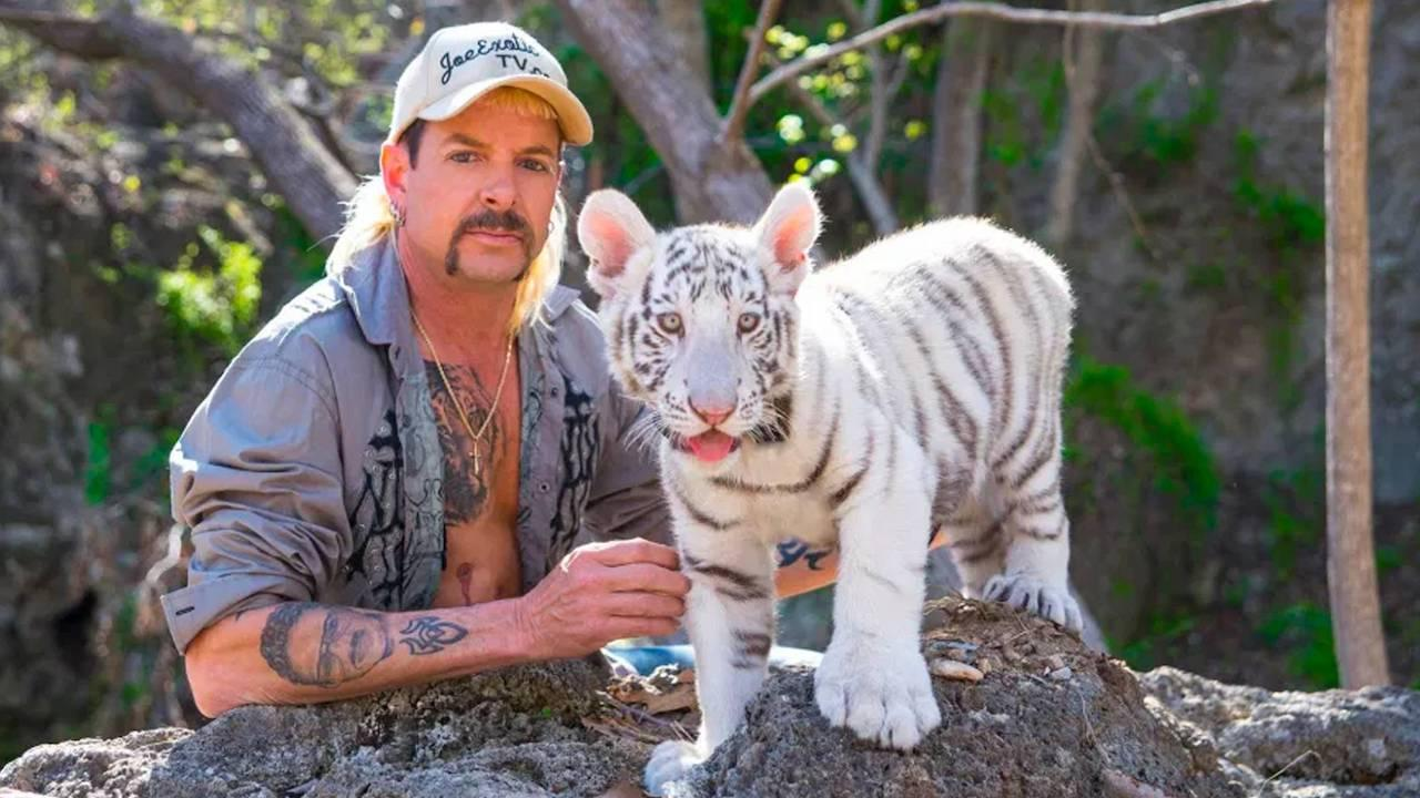 Joe Exotic Tiger King Au Royaume des fauves