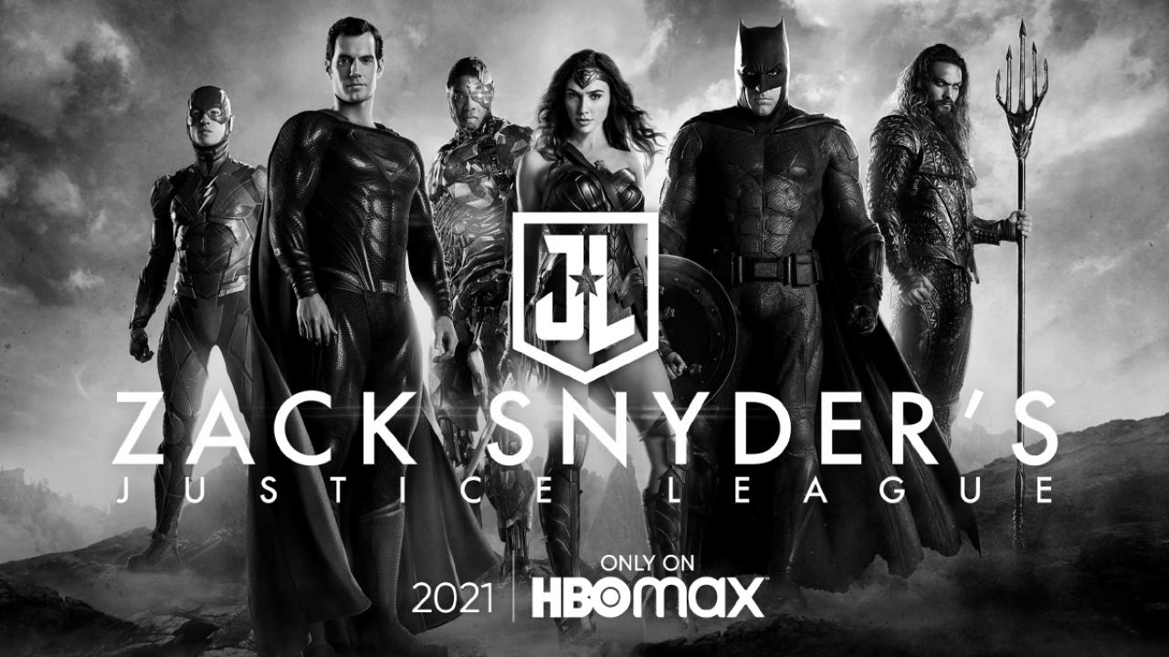 Justice League : Snyder Cut