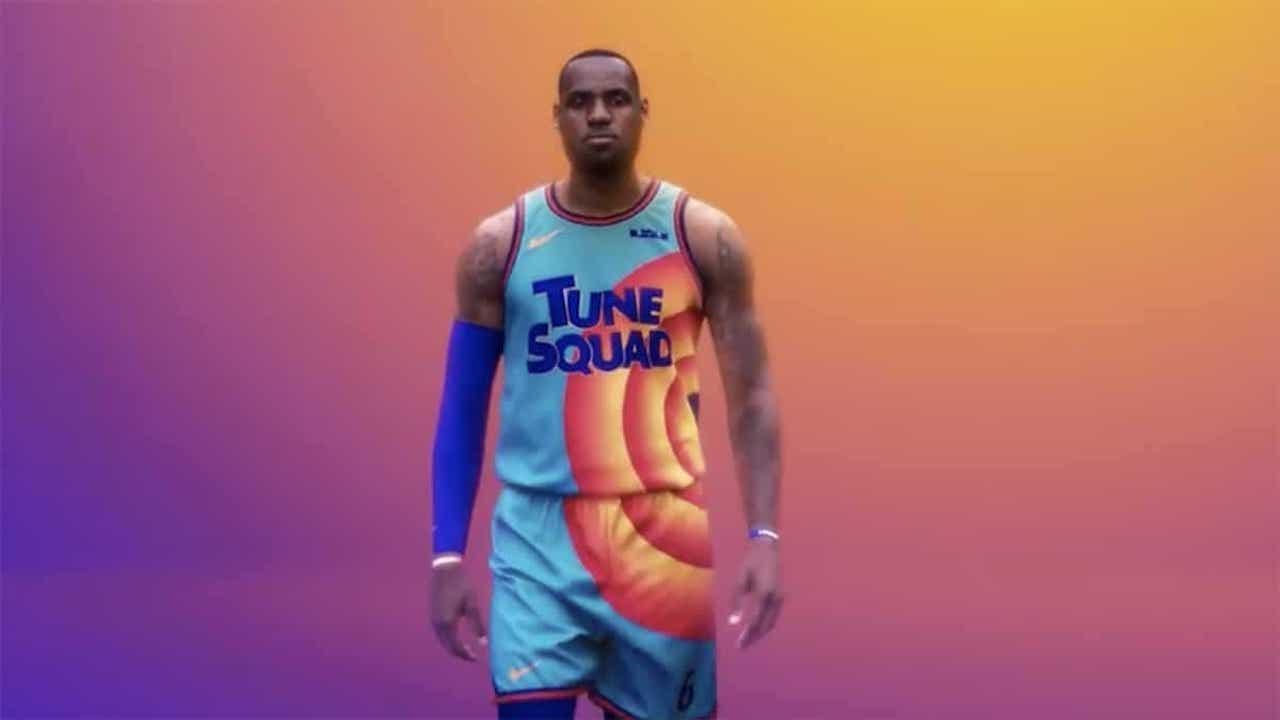 Space Jam 2 : premier teaser avec LeBron James en maillot