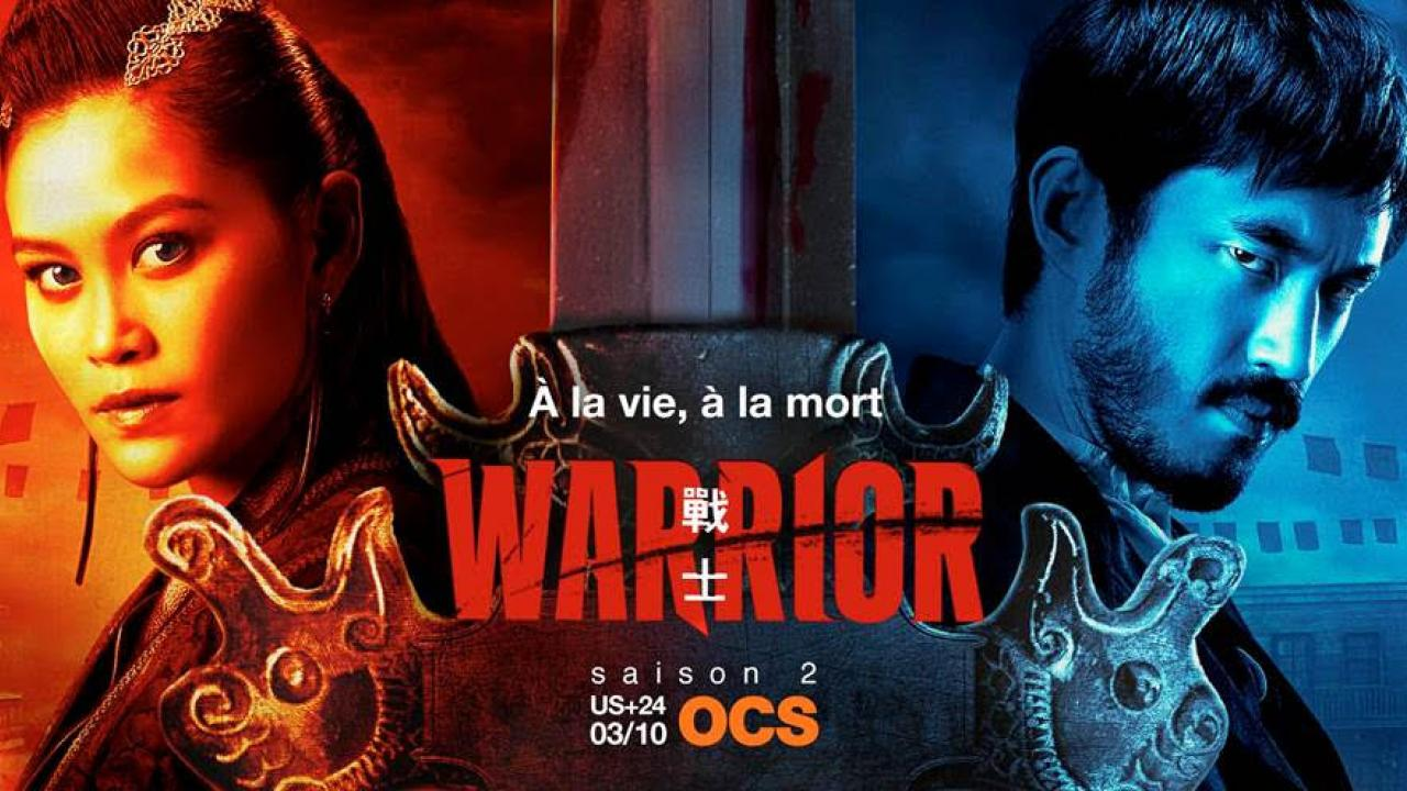 warrior saison 2