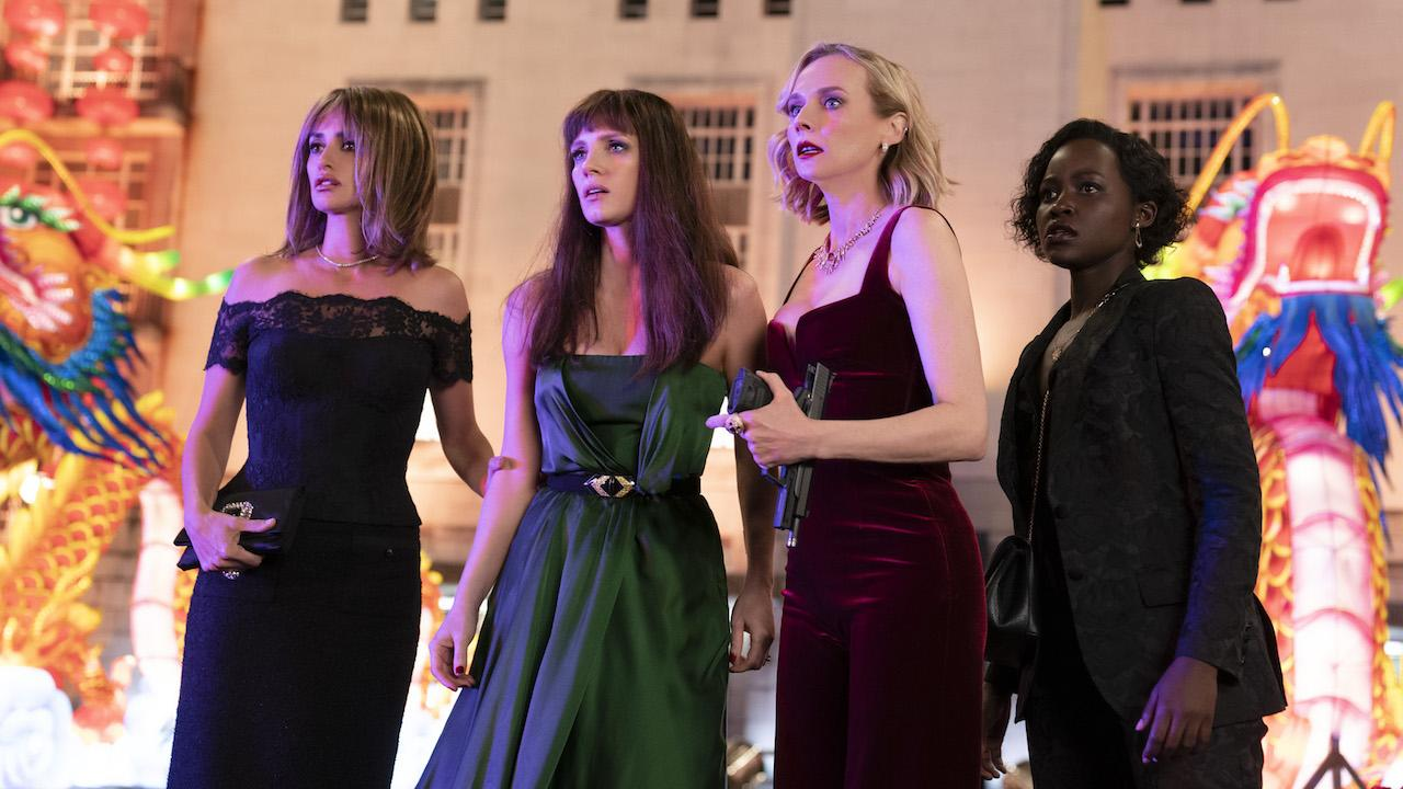 The 355 : la bande-annonce avec Jessica Chastain, Diane Kruger, Lupita Nyong'o et Penélope Cruz