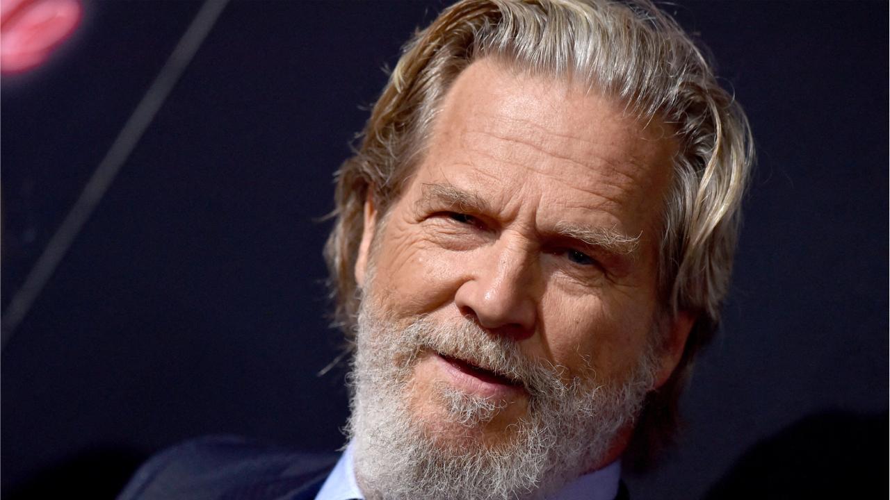 Jeff Bridges annonce qu'il a un cancer :