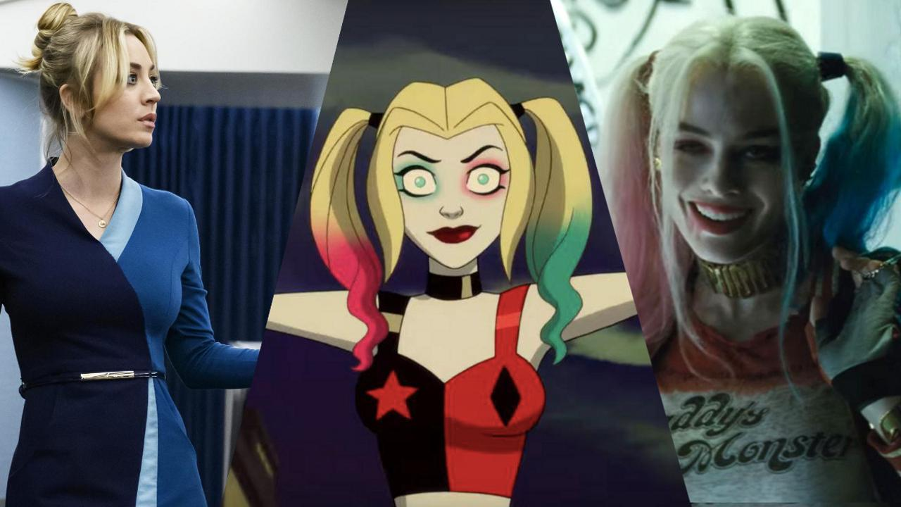 Kaley Cuoco Vs.  Margot Robbie : une embrouille à cause de Harley Quinn ?