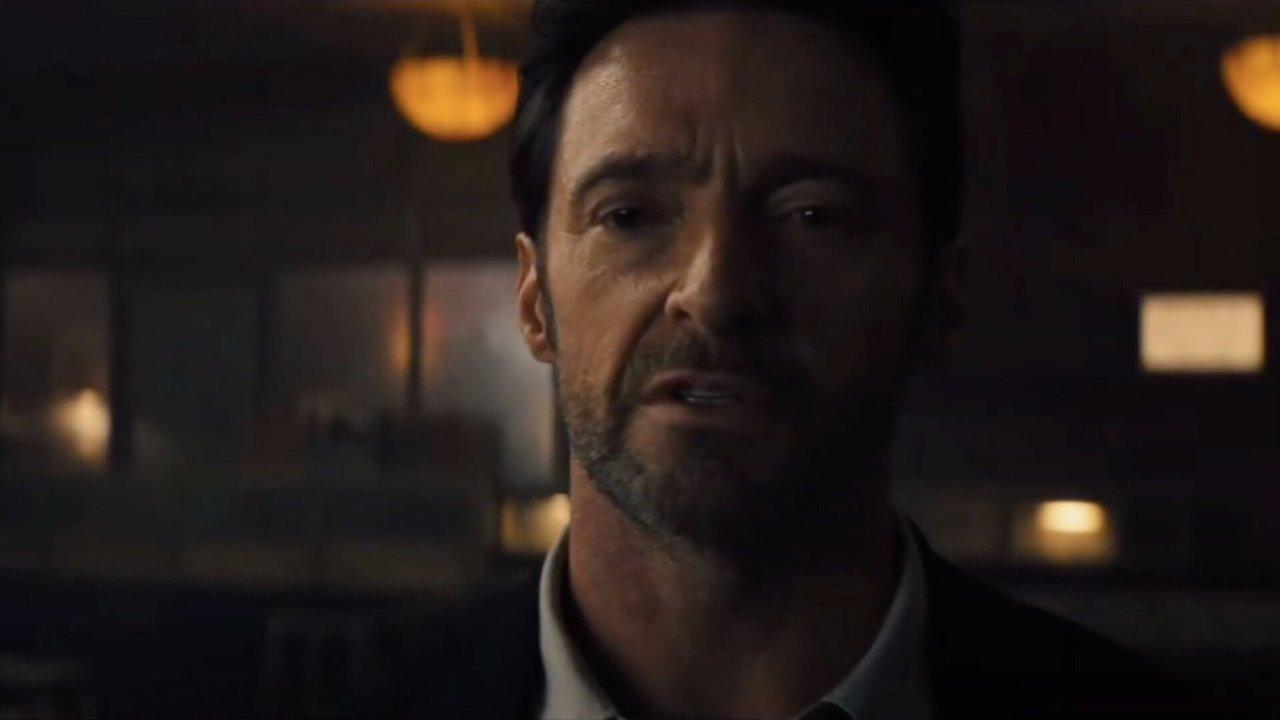 Reminiscence Hugh Jackman