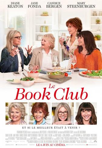affiche the book club