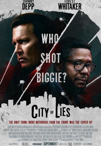City of Lies affiche