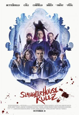 Slaughterhouse Rulez affiche