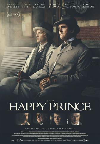The Happy Prince affiche