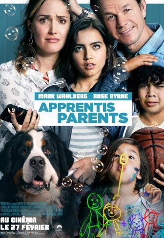 Apprentis parents Affiche