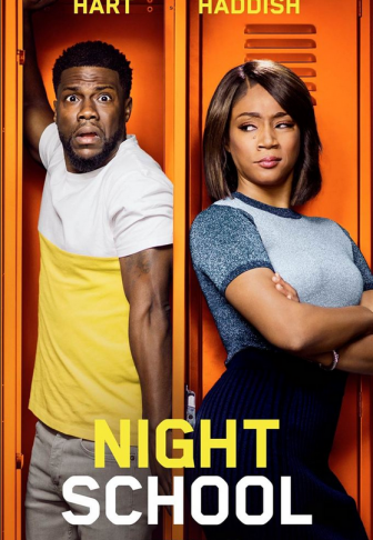 Night School affiche