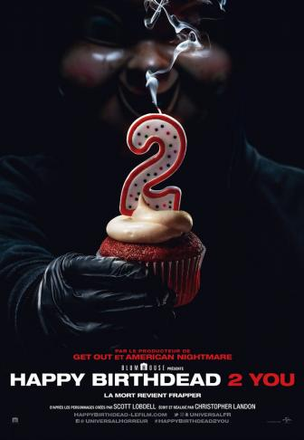 Happy Birthdead 2 You Affiche